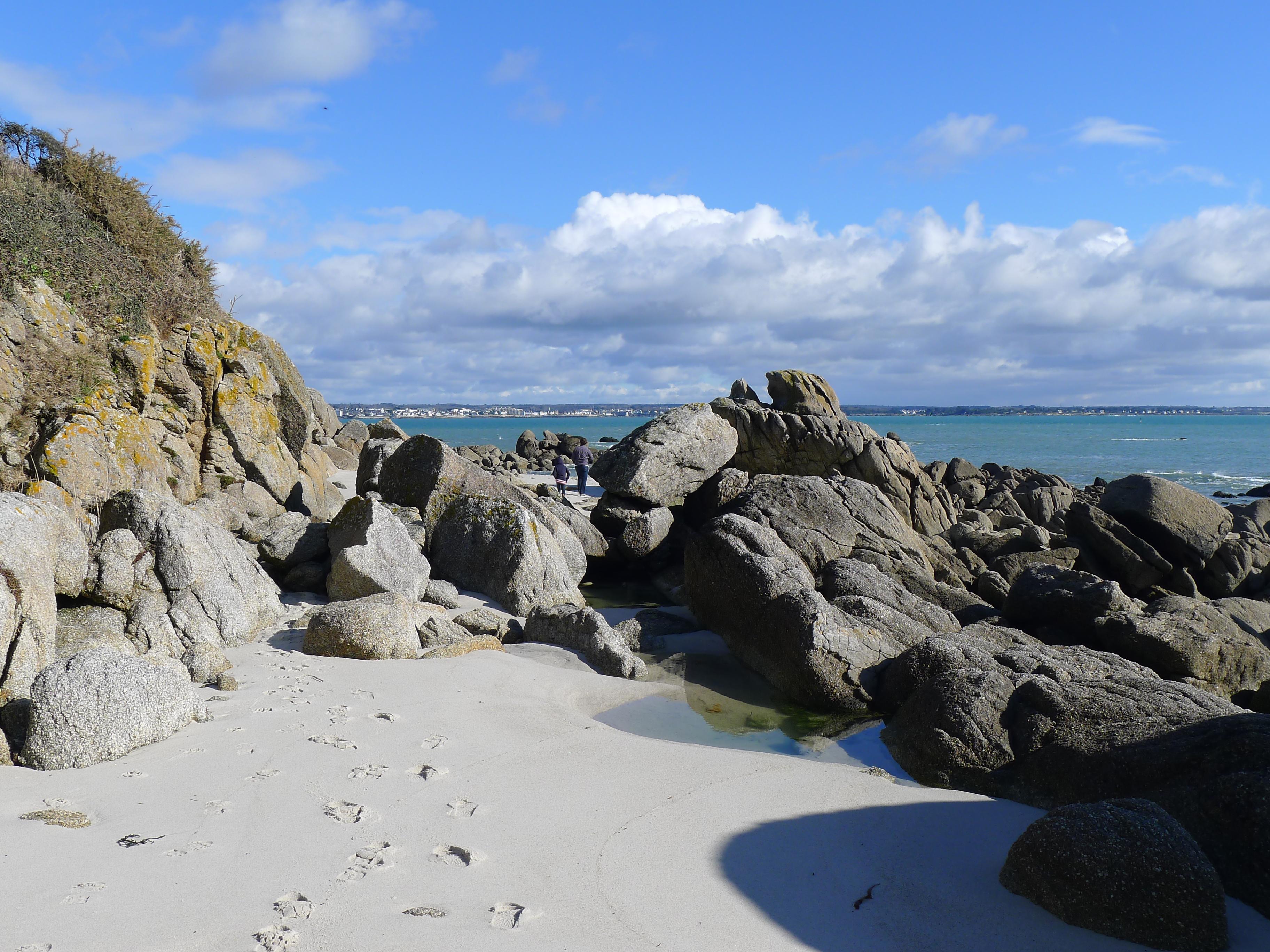 Concarneau the beach house france - Point p concarneau ...